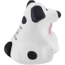 Fat Dog Stress Reliever Imprinted with Your Logo