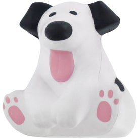 Fat Dog Stress Reliever Printed with Your Logo