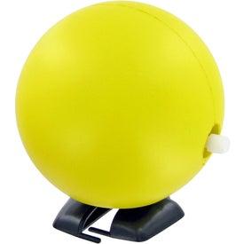 FIDO-DIDO Round Ball Stress Toy