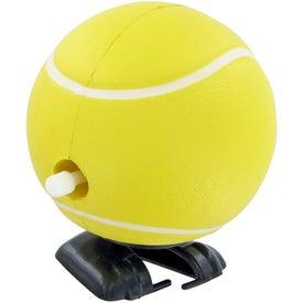Custom FIDO-DIDO Tennis Ball Stress Toy