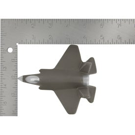 Logo Fighter Jet Stress Ball