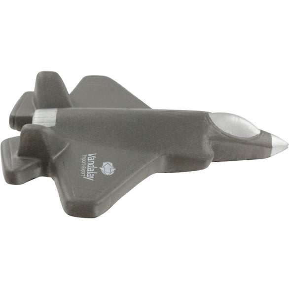 Fighter Jet Stress Ball