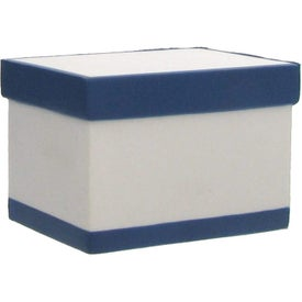 File Box Stress Reliever Imprinted with Your Logo