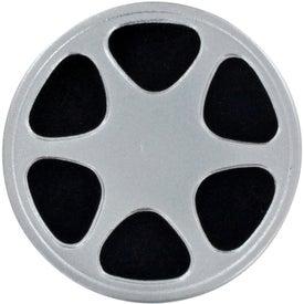Film Reel Stress Ball