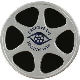 Film Reel Stress Ball for Advertising