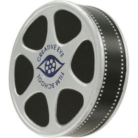 Advertising Film Reel Stress Ball