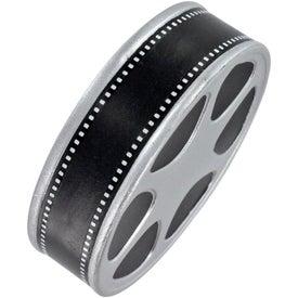 Branded Film Reel Stress Ball
