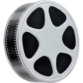 Film Reel Stress Ball for Your Company