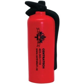 Fire Extinguisher Stress Reliever for your School