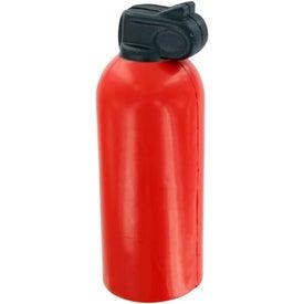 Custom Fire Extinguisher Stress Toy