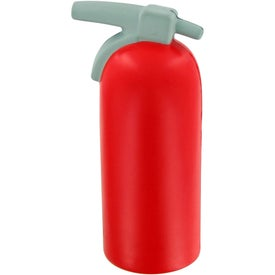 Fire Extinguisher Stress Toy for Customization