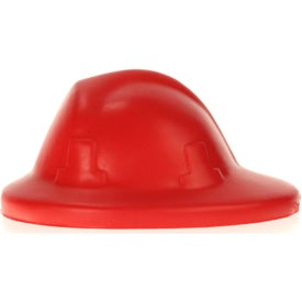 Fire Helmet Stress Reliever Imprinted with Your Logo
