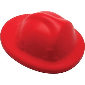 Branded Fire Helmet Stress Reliever