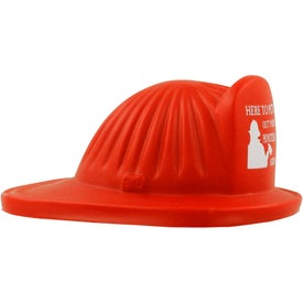 Fire Helmet Stress Ball for Your Church