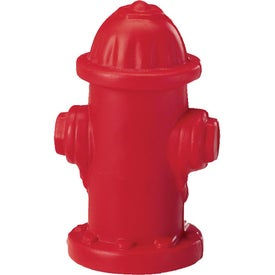 Fire Hydrant Stress Ball for Customization