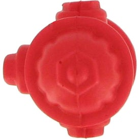 Fire Hydrant Stress Ball Printed with Your Logo