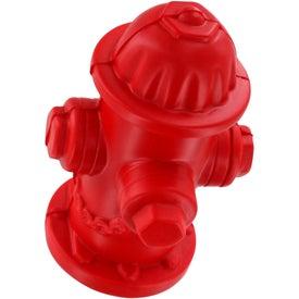 Custom Fire Hydrant Stress Ball