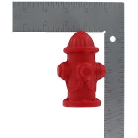 Fire Hydrant Stress Ball for Your Organization