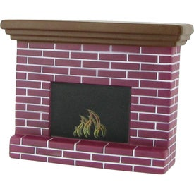 Fireplace Stress Ball