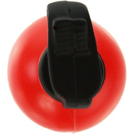 Advertising Fire Extinguisher Stress Ball