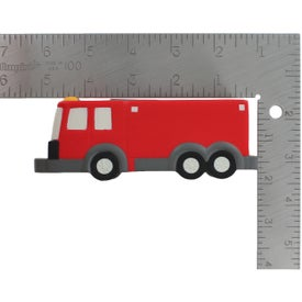 Fire Truck Stress Reliever for Promotion