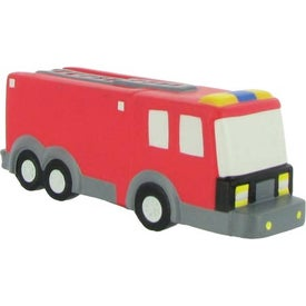 Fire Truck Stress Reliever Giveaways