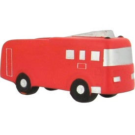 Fire Truck Stress Ball for Promotion