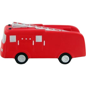 Company Fire Truck Stress Toy