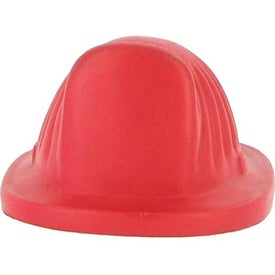 Customized Fire Helmet Stress Ball