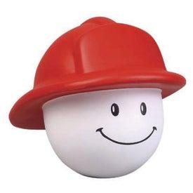 Fireman Mad Cap Stress Ball