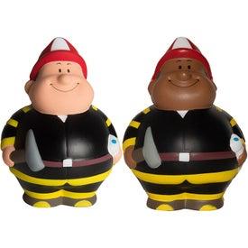 Fireman Bert Stress Reliever