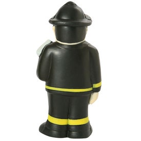 Fireman Stress Ball for Promotion
