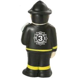 Branded Fireman Stress Ball