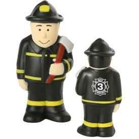 Fireman Stress Ball (Economy)