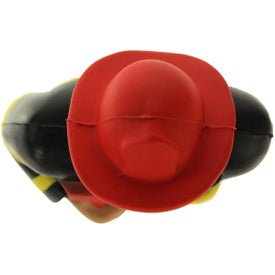 Fireman Stress Ball for Your Organization