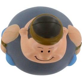 Customized Fitness Man Bert Stress Reliever