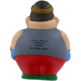 Company Fitness Man Bert Stress Reliever