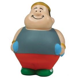 Fitness Man Bert Stress Reliever