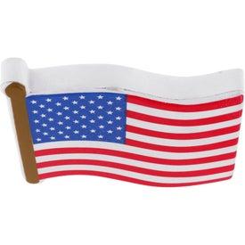 Logo Flag Stress Reliever