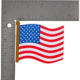 Customized Flag Stress Reliever