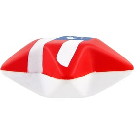 Personalized Patriotic Star Stress Ball