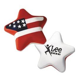 Flag Star Stress Shape