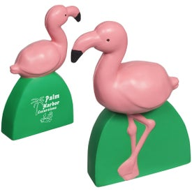 Flamingo Stress Ball