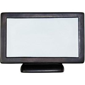 Customized Flat Screen TV Stress Reliever