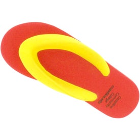 Flip Flops Stress Reliever for your School