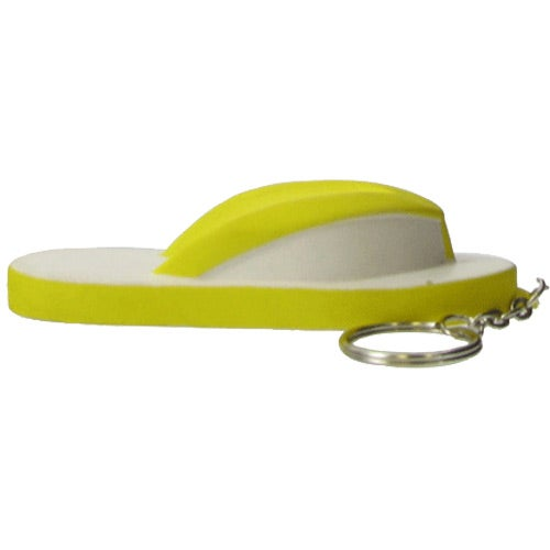 Flip Flops Key Chain (Economy)   Custom Stress Balls   0 ...