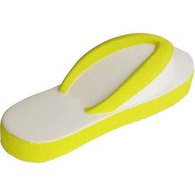 Customized Flip Flops Stress Ball