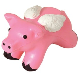 Flying Pig Stress Reliever for Your Company