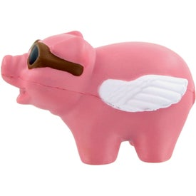 Flying Pig Stress Ball for Your Company