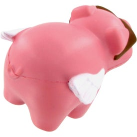 Flying Pig Stress Ball for Your Organization